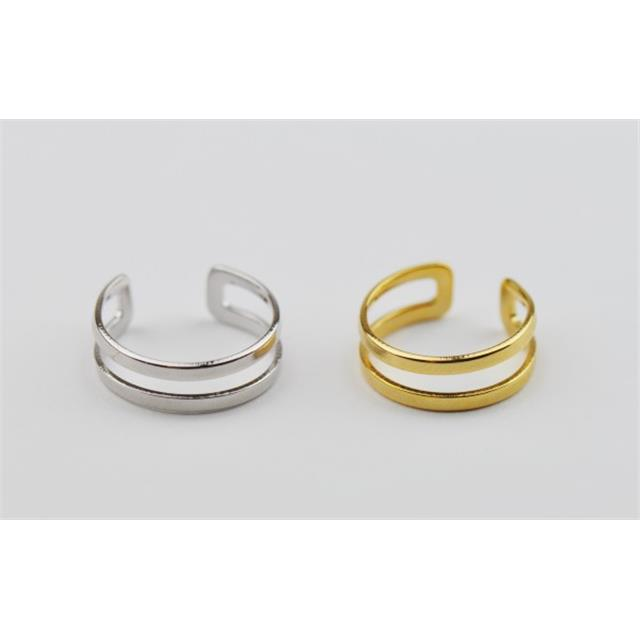 Adjustable Knuckle Rings - Double Egyptian