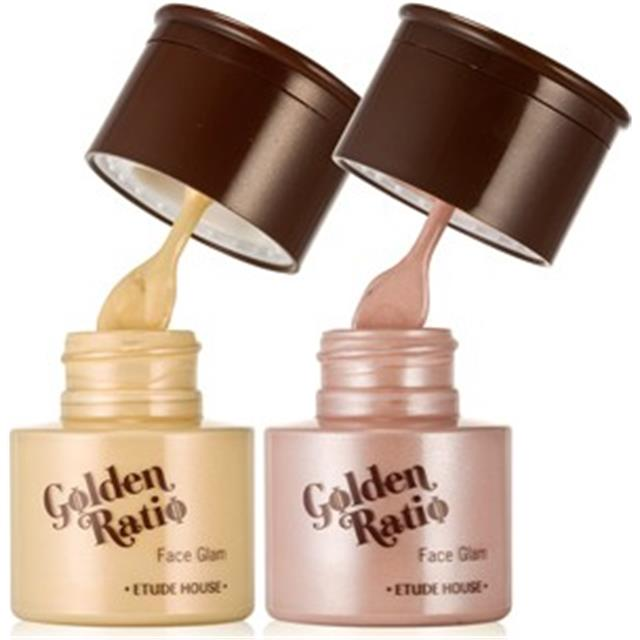 Etude House Golden Ratio Face Glam 2v1 osvetljevalec