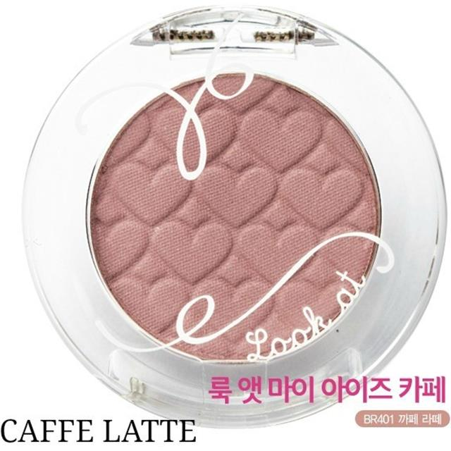 Etude House Look at My Eyes Cafe senčilo za oči - BR401 Cafe Latte
