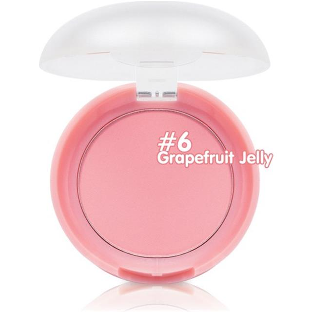 Etude House Cookie Blusher rdečilo za lica 6 Grapefruit Jelly