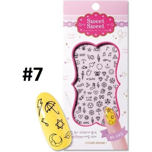 Etude House Sweet Nail Stickers