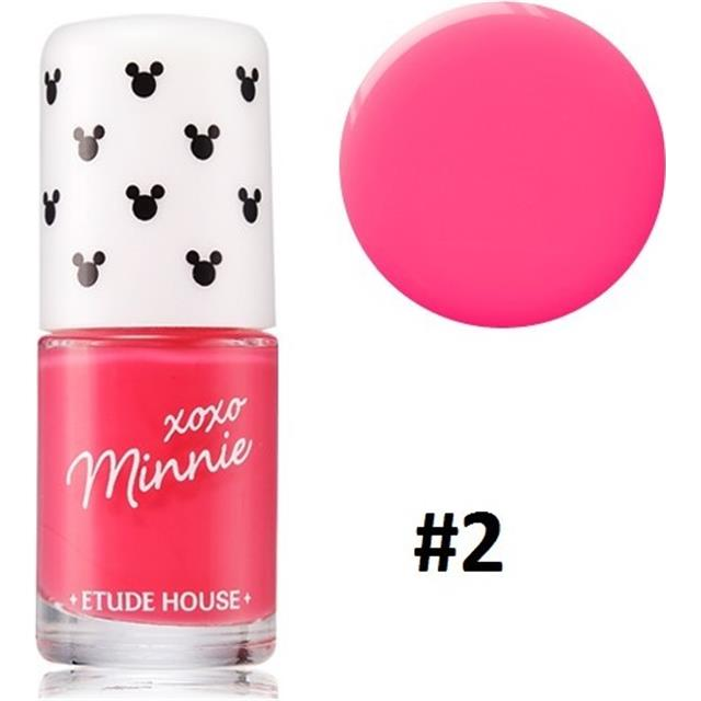 Etude House Minnie in the Nails Nail Polish