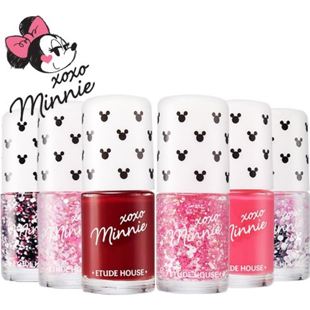 Etude House Minnie in the Nails lak za nohte