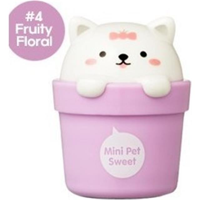 THE FACE SHOP MINI PET HAND CREAM